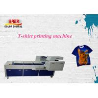 China 8 Colors High Speed Printing Tee Shirt Printer A3 Machine Automatic 2065 * 1705 * 1240mm on sale