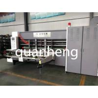 Buy cheap High Speed Corrugated Cardboard Automatic Lead Feeder Slotter Machine from wholesalers
