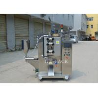 Wholesale Small Bag Jam / Grease / Shampoo Packing Machine 220V 50HZ 3.8KW from china suppliers