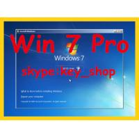 Buy cheap Windows 7 Pro COA Label Sticker License Ship from Stock from wholesalers