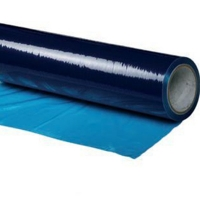 Wholesale Sun Protection Blue 50mic 30m Window Shatterproof Film Self Adhesive from china suppliers