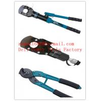 Wholesale standard cable cutter,Ratcheting hand Cable cutter from china suppliers