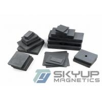 Wholesale Ferrite Magnets Sintered Magnet For Speaker Parts Anisotropic Louderspeaks / Sensors from china suppliers