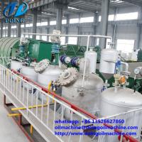 Buy cheap Soybean oil refining machine , soybean oil refining process machinery suppliers from wholesalers