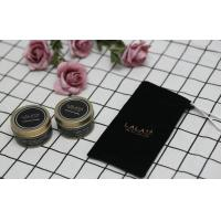 Wholesale Black Label Scented Tin Candles Essential Oils Handmade Soy Wax Candle from china suppliers