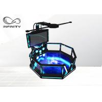 Wholesale Infinity VR Mars VR Walking Platform Shooting Game Machine 12 Months Warranty from china suppliers