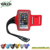 Wholesale Sweatproof Gym Running Cycling Sports Armbands Arm for iphone5C Cover Case Strap Holder from china suppliers