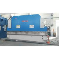 Buy cheap Automatic Bending 6m Long CNC Hydraulic Press Brake Machinery For Sheet Forming from Wholesalers