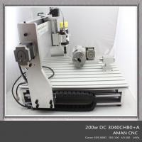 Wholesale Hot Sale Hobby 3D 4 Axis Carving Milling Engraving Wood CNC Router Machine from china suppliers