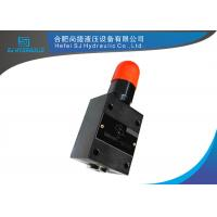 China DBD Cartridge Relief Valve Flow 200 400 600 / Media Clean Hydraulic Oil ISO9001 on sale