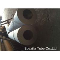 China Round Nickel Alloy Pipes Seamless Alloy 400 ASTM B444 UNS N06625 EN10204 3.1 on sale