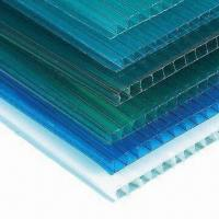 Wholesale Polycarbonate Hollow Sheet with Thickness of 2.0, 3.0, 4.5, 5.0 and 6.0mm from china suppliers