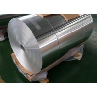 Auto Radiator Aluminium Heat Transfer Foil With Flexible Thickness 0.08mm - 0.30mm for sale