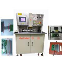 Buy cheap China Automatic Hotbar Soldering Machine for FFC HSC FPC PCB Bonding Machine from wholesalers