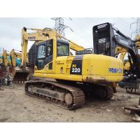 Quality Original japan Used KOMATSU PC220-8 Excavator For Sale for sale
