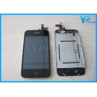 Wholesale White IPhone 3GS LCD Screen Digitizer Assembly Replacement from china suppliers