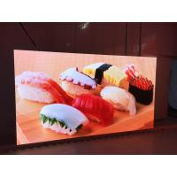 China High Resolution HD LED Display Small Pixel Pitch Dual Signal Ghost Canceling for sale