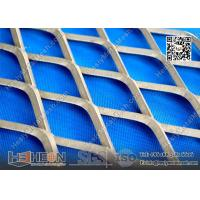 Wholesale 2.0X15X40mm Galvanised Expanded Metal Mesh from china suppliers