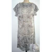 Quality No Lining Silk Womens Wrap Dresses Anti Static S M L Size Available for sale