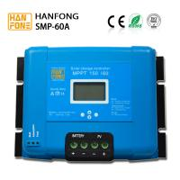 Wholesale 60A MPPT Solar Controller With PV Short Circuit And Overload Protection from china suppliers