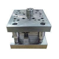 China Durable Stamped Sheet Metal Parts , Compound Punch Press Dies LED Installation Fastener on sale