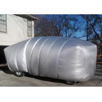 Quality 5-6mm Thicken Padded Inflatable Ice Hail Proof Car Cover with Customized Size for sale