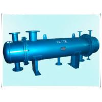Buy cheap High Pressure Compressed Air Receiver Tanks Pressure Vessel Blue Color from wholesalers