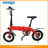 """14""""  pneumatic wheel foldable Electric boost bike for adults or kids"""