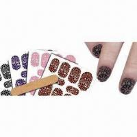 Wholesale Nail Art 3D Stickers, Fashion and Beauty Accessory from china suppliers