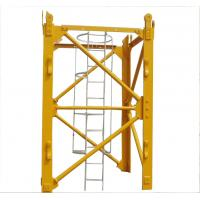 Wholesale Good price Potain crane mast section from china suppliers