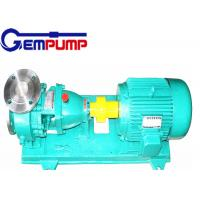 Wholesale IH Horizontal Single Stage Chemical Centrifugal Pump / Single-stage single suction pump from china suppliers