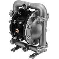 China Low Noise Air Operated Diaphragm Pump For Alkali And Various Organic Solvents on sale