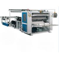 Buy cheap N - Fold 7 Line Auto Paper Folding Machine With Siemens PLC And HMI from wholesalers