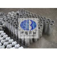 China Reaction Bonded Silicon Carbide Pipe For Iron / Steel Industry Bogie Kilns for sale