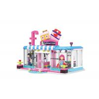 Wholesale 453 Pcs City Girl Plastic DIY Building Blocks Educational Toys Age 6 Lego Style from china suppliers