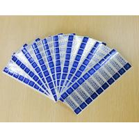 Wholesale Custom Printing Tamper Evident Security Labels With Gloss Lamination from china suppliers