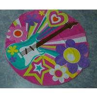 OEM Cheap Cotton Round Beach Towels Wholesale China Of