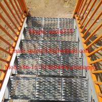 Wholesale aluminum metal outside exterior stair steps for safety from china suppliers