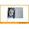 Wholesale 4 Core Fiber Optic Termination Box FTB from china suppliers