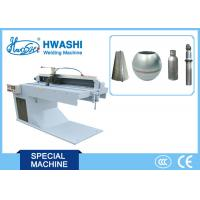 Wholesale Hwashi CCC  WL-YZ-800 Automatic  Straight Seam Welder Machine 30-800mm/ Min Speed from china suppliers