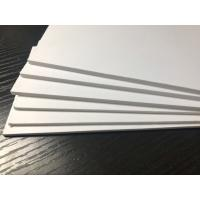 Wholesale Outdoor White PVC Extruded Foam Board High Impact Anti - Corrosion ISO9001 from china suppliers