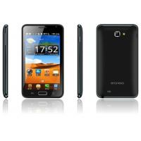 Quality MTK6575 CPU 5.3 Inch Touchpad Mobile Phones , Android Wifi Mobile Phones for sale