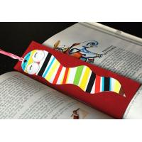 Wholesale OK3D lenticular bookmark-plastic pp 3d offset printed lenticular 3D animal bookmark made by UV offset printer from china suppliers