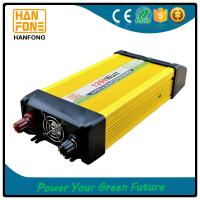Wholesale RoHS 1200W Modified Sine Wave Inverter Built-In MPPT Charger Controller from china suppliers
