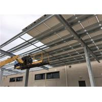 Wholesale Single Multi Carport Solar Systems Easy Installation Thickness 0.5mm-15mm from china suppliers