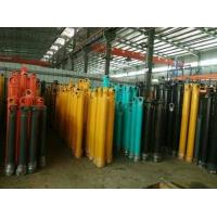 Buy cheap Hang Upside Down Telescopic Cylinder Double Acting Heavy Duty Stoke 16m from wholesalers