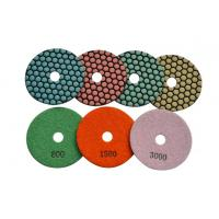 Wholesale Professional Flexible Diamond Polishing Pads Last Long During Polishing from china suppliers