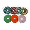 Buy cheap Professional Flexible Diamond Polishing Pads Last Long During Polishing from wholesalers