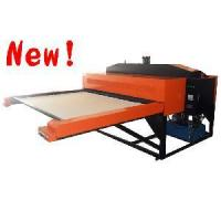 Wholesale Large Format Automatic Hydraulic Double Station Sublimation Transfer Press Printing for Fabric, T-Shirt, Jersey from china suppliers