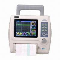 Wholesale Fetal Maternal Monitor with 5.7-inch LCD Display and Software for Central Monitoring, CE-certified from china suppliers